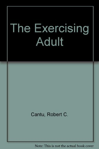 9780023193507: The Exercising Adult