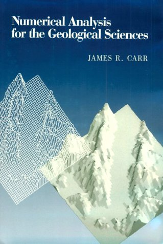 9780023195112: Numerical Analysis for the Geological Sciences