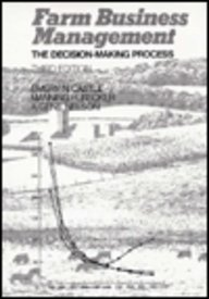 9780023202001: Farm Business Management: The Decision Making Process (3rd Edition)