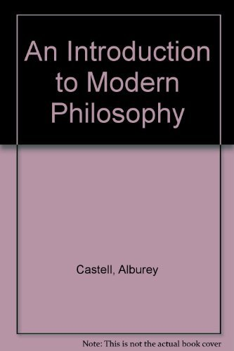 9780023202100: Introduction to Modern Philosophy: Examining the Human Condition