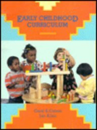 9780023202650: Early Childhood Curriculum