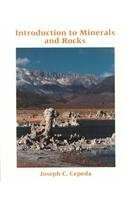 9780023204524: Introduction to Minerals and Rocks (Macmillan Earth Science Series)