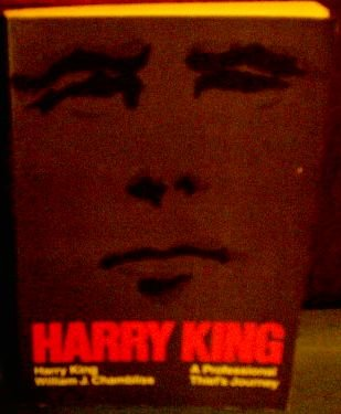 9780023207105: Harry King: A Professional Thief's Journey