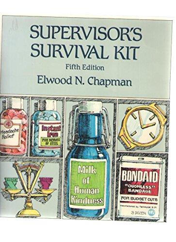 9780023219016: Supervisor's Survival Kit