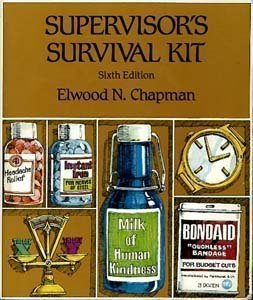 9780023219030: Supervisor's Survival Kit: Your First Step into Management