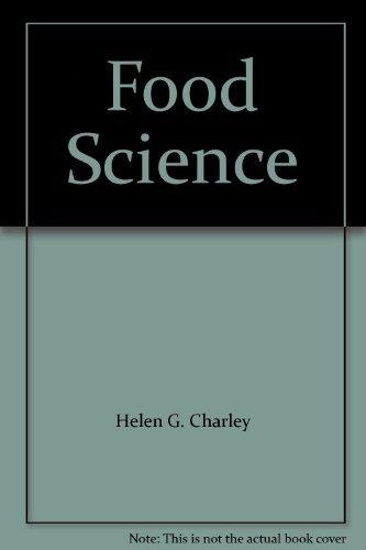9780023219405: Food Science