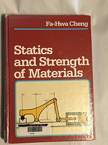 9780023223006: Statics and Strength of Materials