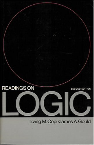 9780023249105: Readings on Logic