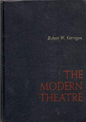 9780023250903: The Modern Theatre
