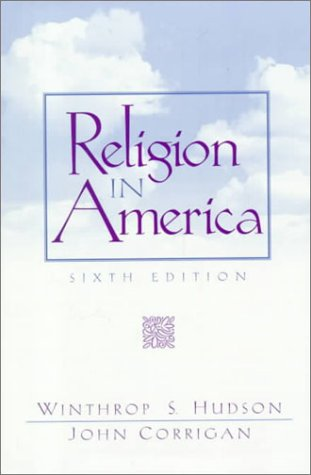 9780023251320: Religion in America (6th Edition)
