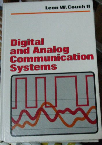 9780023252402: Digital and Analog Communication Systems