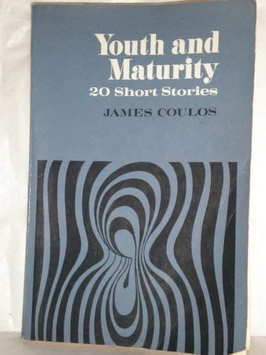9780023252600: Youth and Maturity: 20 Short Stories