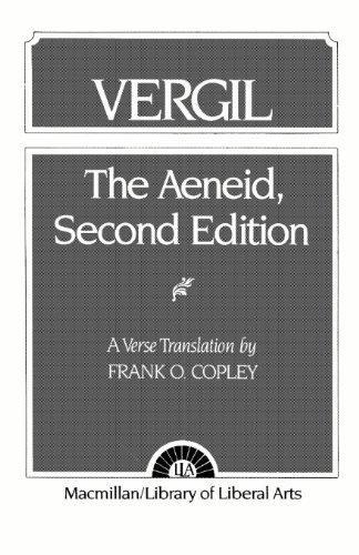 Vergil: The Aeneid, Second Edition: Frank O. Copley