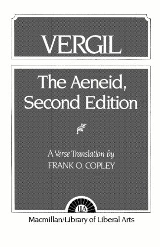 9780023253409: Vergil: Aeneid, The (2nd Edition)