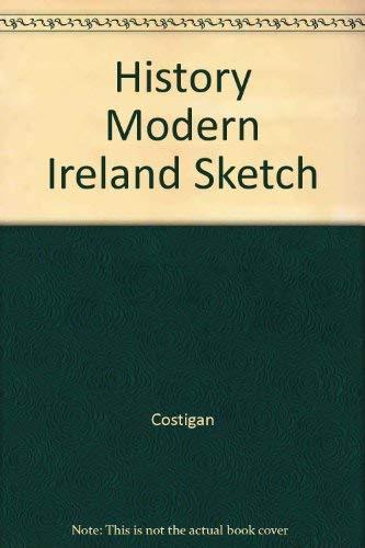 9780023253508: History of Modern Ireland
