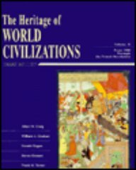 9780023255113: The Heritage of World Civilizations: Vol B : From 1300 Through the French Revolution