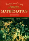 9780023261138: Teaching and Learning Elementary and Middle School Mathematics