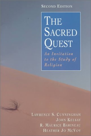 9780023263361: The Sacred Quest: An Invitation to the Study of Religion