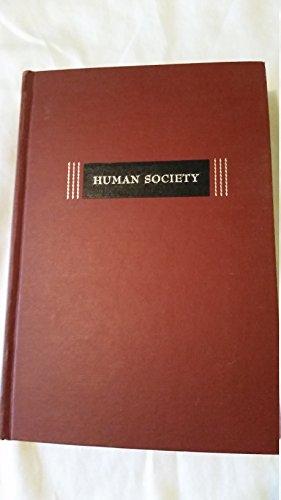 Human Society: Davis, Kingsley