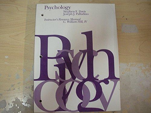 9780023278525: Instructors Manual