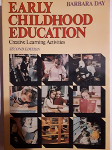 9780023279409: Early childhood education: Creative learning activities