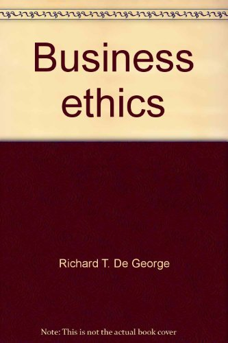 9780023280009: Business ethics