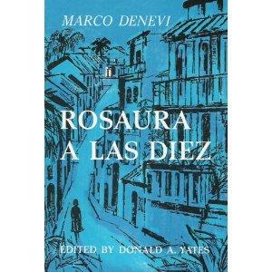 9780023284403: Rosaura a Las Diez