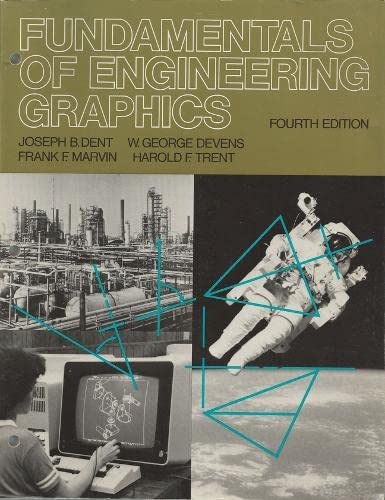 9780023286902: Fundamentals of Engineering Graphics (4th Edition)