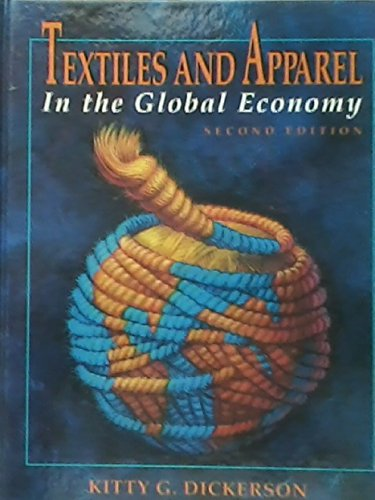 9780023295027: Textiles and Apparel in the Global Economy