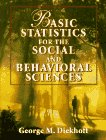 9780023295249: Basic Statistics for the Social and Behavioral Sciences