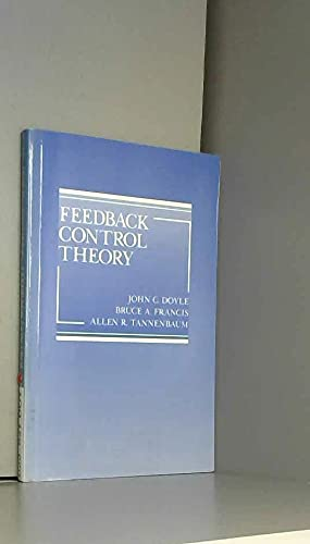 9780023300110: Feedback Control Theory