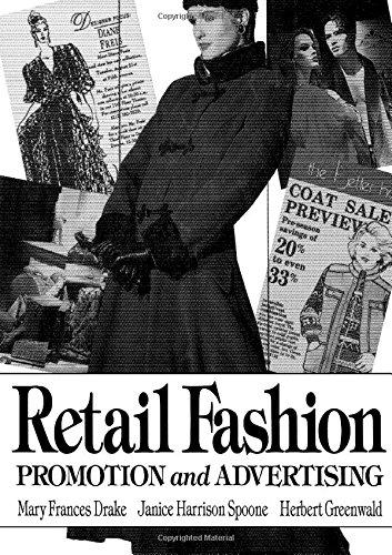9780023300295: Retail Fashion Promotion & Advertising