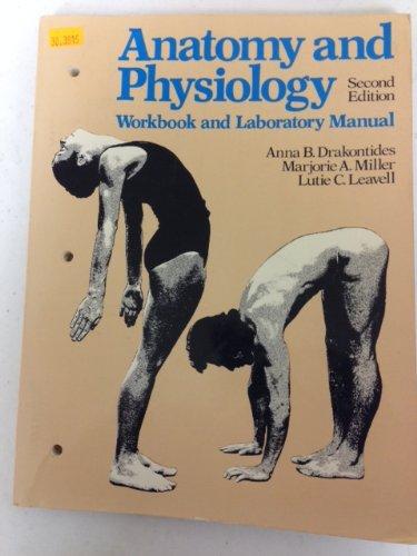 9780023300509: Anatomy and Physiology Laboratory Manual