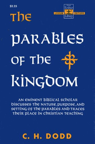 9780023304606: Parables of the Kingdom