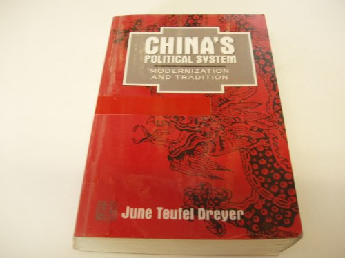 9780023305542: China's Political System: Modernization and Tradition