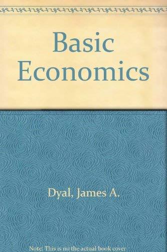 9780023312113: Basic Economics