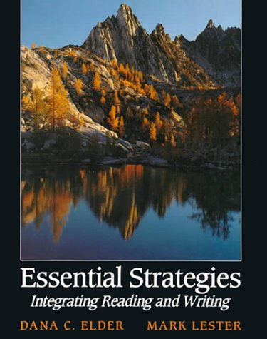 9780023322204: Essential Strategies: Integrating Reading and Writing