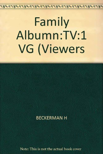 9780023327711: Family Album: Viewer Guide #1