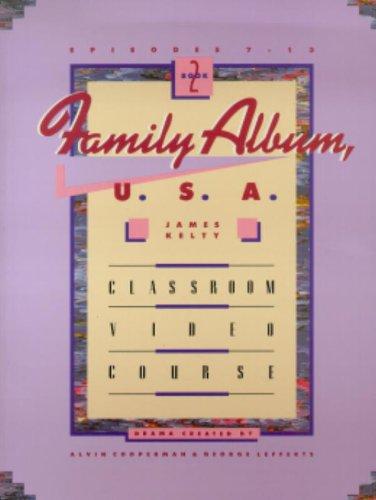 9780023327742: Family Album, U.S.A.