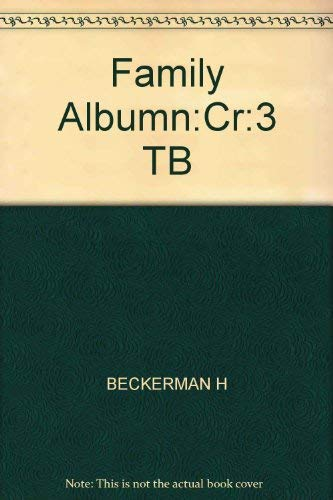 9780023328138: Family Albumn: CR: 3 TB