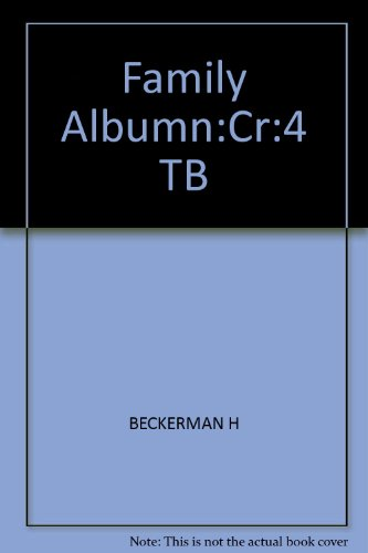 9780023328152: Family Albumn: CR: 4 TB