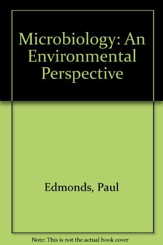 9780023335808: Microbiology: An environmental perspective