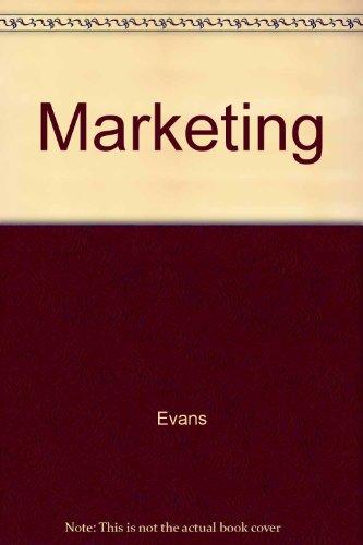 9780023342509: Marketing