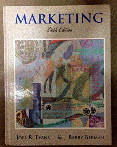 9780023342707: Marketing