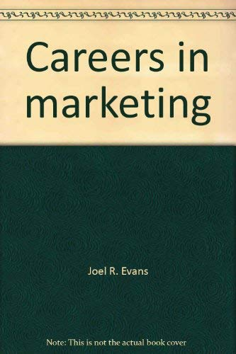 9780023342806: Careers in marketing