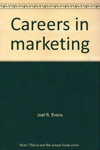 9780023342806: Careers in marketing