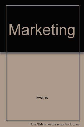 9780023344107: Marketing