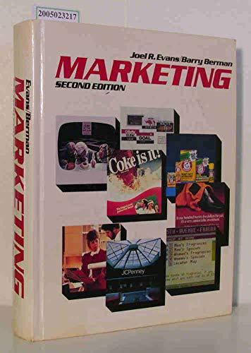 9780023345005: Marketing