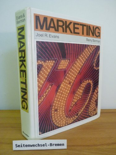 9780023345005: Marketing