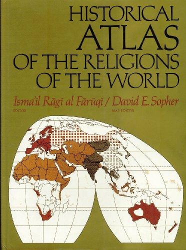 9780023364006: Historical atlas of the religions of the world